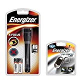 Energizer X FOCUS 2 AA supplied with Energizer LED Keyring Torch