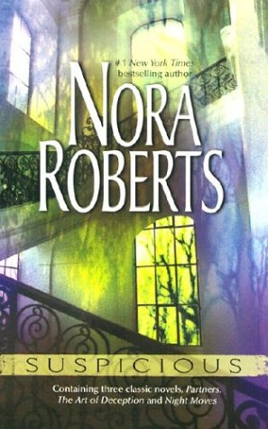 Suspicious, Nora Roberts
