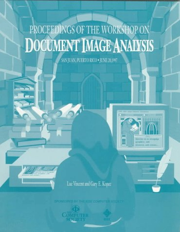 Document Image Anallysis, 1997 Workshop (Dia '97)