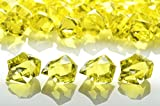 Yellow Gem Stones - 3/4 lb Bag