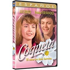 DVD Coqueta