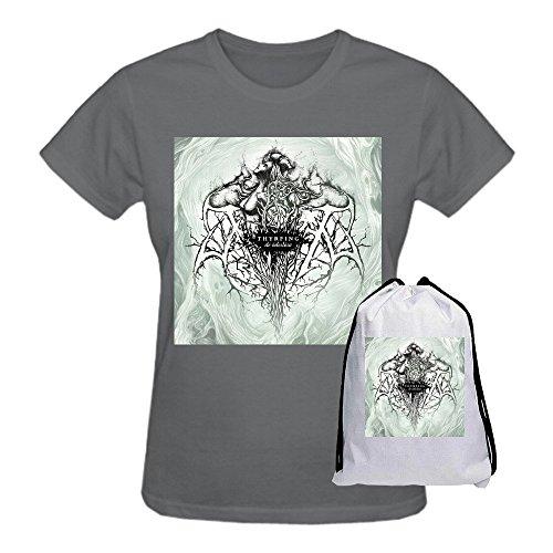 Thyrfing De Deslsa Tee Shirts Donna Crew Neck XXX-Large