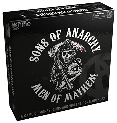 Sons Of Anarchy Games