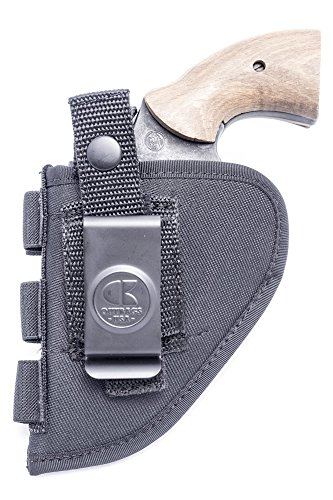 OUTBAGS OB-07SC (RIGHT) Nylon OWB Belt Gun Holster for Colt Lawman MKIII 2