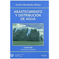 Abastecimiento y distribucion de agua (5ª ed.) (Seinor)