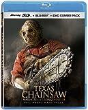 Texas Chainsaw [Bluray 3D + Blu-ray + DVD] (Bilingual)
