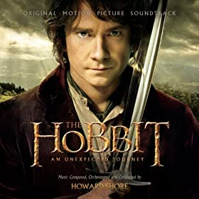 The Hobbit: An Unexpected Journey Original Motion Picture Soundtrack (International Version) [+digital booklet]
