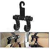 KingMas Practical Convenient Auto Car Vehicle Seat Headrest Bag Hanger Hook Holder