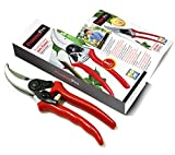 My Cozy Home Pruner - Bypass Pruning Shears with Safety Lock