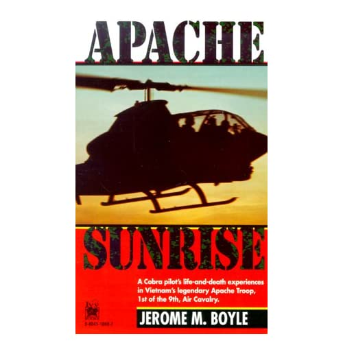 Apache Sunrise