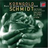 Music for Strings & Piano Left Handby Korngold