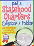 Kid's Statehood Quarters Collector's Folder with Book(s)