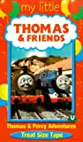 Thomas The Tank Engine And Friends: My Little - Thomas And Percy [VHS]