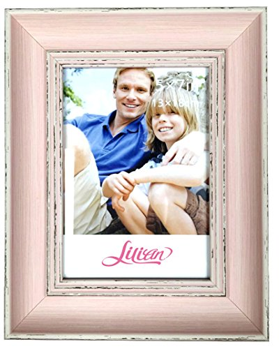 Lilian Pc Pink Desktop Photo Frames(4 X 6in) Pink .Choose Ps Polymer Material Environmental Protection (Pink Picture Frame compare prices)