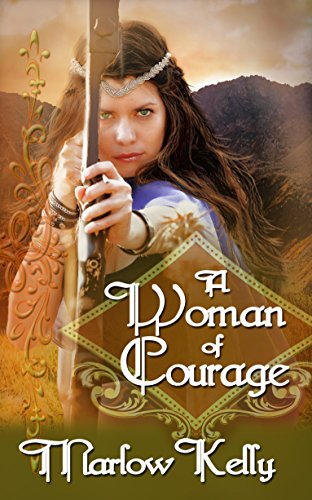 A Woman Of Courage by Marlow Kelly ebook deal