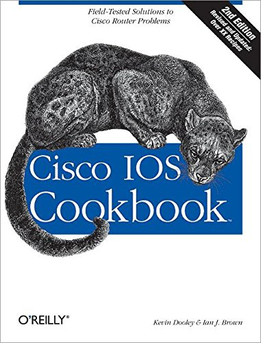 Cisco IOS Cookbook, 2nd Edition (Cookbooks (O'Reilly))