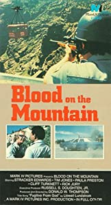Blood on the Mountain [VHS]