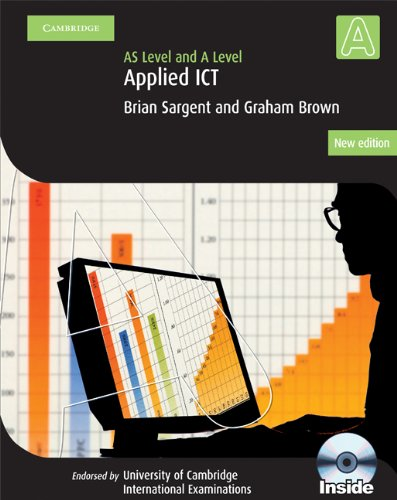 Applied AS A Level ICT with CD-ROM (Cambridge International Examinations)