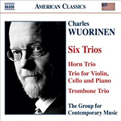 Six Trios / Horn Trio / Trio for Violin
