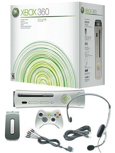 Xbox 360 Console (20 GB Hard Drive)