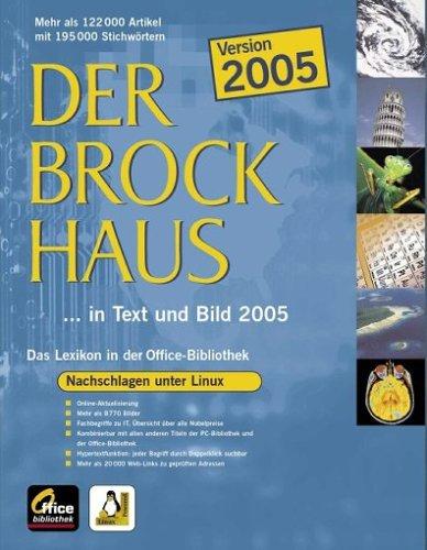 Brockhaus in Text und Bild 2005 (Linux), Linux
