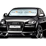 Outback Shades Windshield Sun Shade Premium Car Sun Shade Toughness for USA Protector for Dash Keeps Your Car or Truck Cool