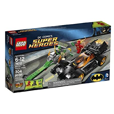 LEGO Superheroes 76012 Batman: The Riddler Chase from LEGO Superheroes
