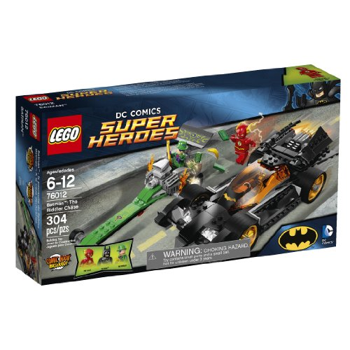 LEGO-Superheroes-76012-Batman-The-Riddler-Chase-Discontinued-by-manufacturer