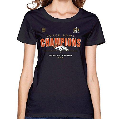 damen-denver-broncos-super-bowl-50-champions-short-slev-tee-tshirt-small