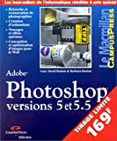 Photoshop 5 et 5.5 S�lection Campus (avec CD)