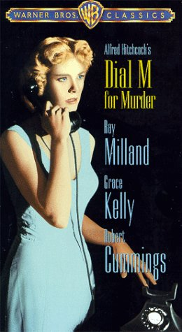Dial M for Murder [VHS] [Import]