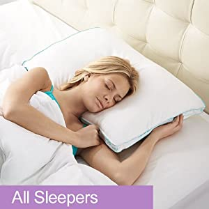 BioSense 2 Classic Pillow for All Sleepers