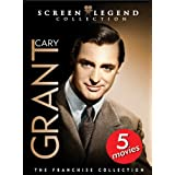 Cary Grant: Screen Legend Collection (Big Brown Eyes / Kiss and Make Up / Thirty Day Princess / Wedding Present...