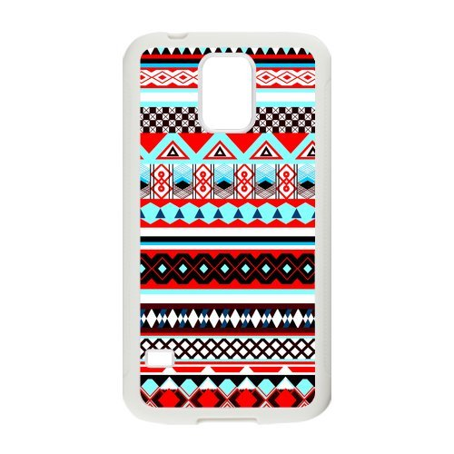 Nymeria 19 Customized Triangle Striped Diy Design For Samsung Galaxy S5 Hard Back Cover Case De-44