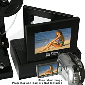 DIY Movie Conversion System - Transfer Telecine Super 8mm Film or Slides to Digital, Video, or DVD