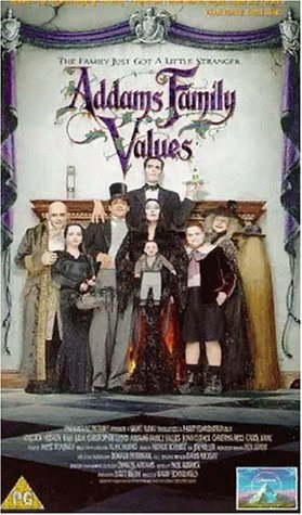 Addams Family Values [UK Import]