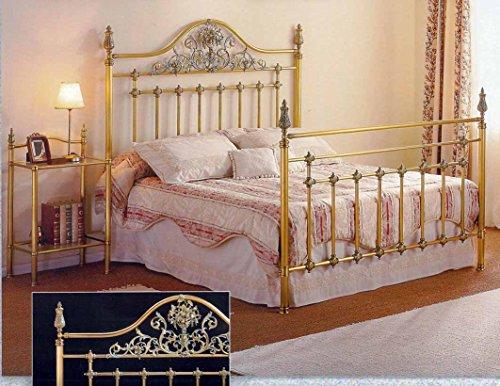 Lits en laiton et têtes de lit: modèle STRASBOURG.