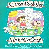 Heaven's Sake Kids Series: He's Alive Songs