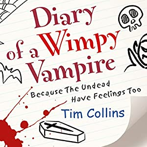 Diary of a Wimpy Vampire Audiobook