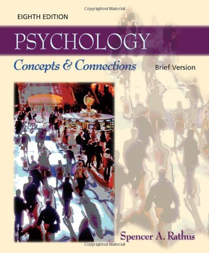 Psychology: Concepts And Connections, Brief Version