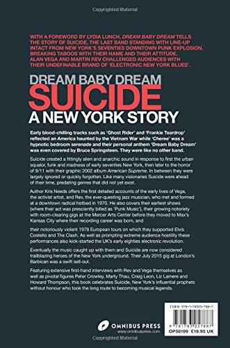 Suicide. Dream Baby Dream