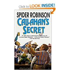 Callahan's Secret (Callahan's Crosstime Saloon Series) by Spider Robinson