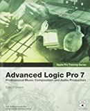 img - for Apple Pro Training Series: Advanced Logic Pro 7 book / textbook / text book