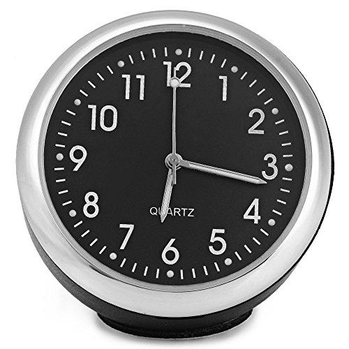 AutoLover Portable Auto Time Luminous Car Mechanics Quartz Clock Digital Pointer (Automotive Clock compare prices)