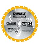 Dewalt Accessories 7-.25in. Framing Circular Saw Blade DW3178 [DIY & Tools]