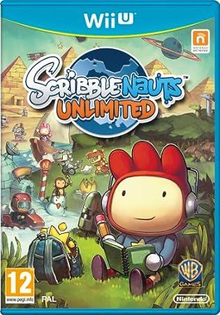 Scribblenauts Unlimited (Nintendo Wii U)