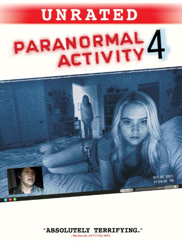 Paranormal Activity 4 - Unrated