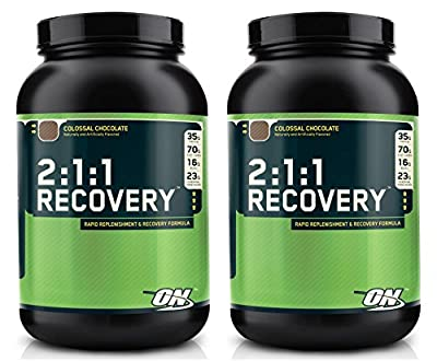 2:1:1 Recovery-Colossal Chocolate-3.73lb (2 Pack)
