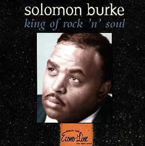 Solomon Burke King Of Rock N Soul Amazon Com Music