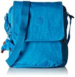 Kipling Netta Shoulder Bag (Icy Blue)